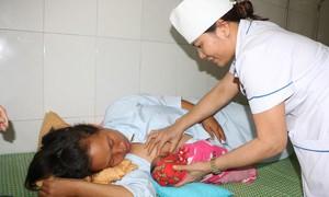 Kịp thời cấp cứu trường hợp thai nhi sa dây rốn