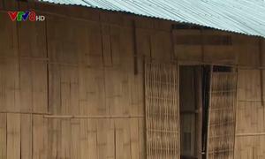 Kon Tum xây nhà tạm cho học sinh bán trú vùng cao