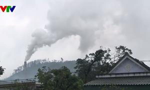Người dân Hà Tĩnh tiếp tục tập trung phản đối nhà máy rác gây ô nhiễm