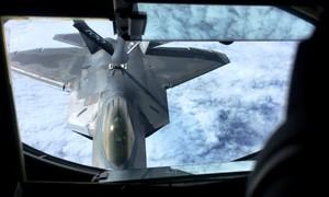 Tiêm kích Mỹ - Na Uy diễn tập đối kháng