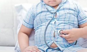 Phòng ngừa bệnh béo phì ở trẻ