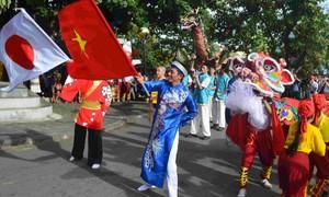 Hội An - Nơi giao thoa Văn hóa  Việt - Nhật
