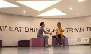 """HLV Mai Đức Chung: """"Thi đấu quyết tâm và tạo cơ hội cho các cầu thủ trẻ"""""""
