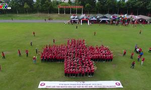 """Hội trại: """"Tình nguyện viên, thanh niên Chữ thập đỏ - Hành động vì cộng đồng"""""""