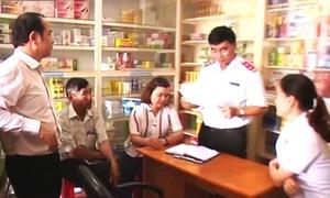 Sở Y tế Đắk Nông kiểm tra hoạt động kinh doanh thuốc trên toàn tỉnh