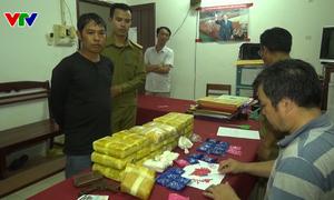 Quảng Trị bắt vụ vận chuyển hơn 100.000 viên ma tuý tổng hợp