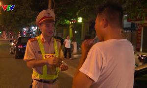Hà Tĩnh: Lần đầu tiên kiểm tra chất ma tuý đối với các lái xe