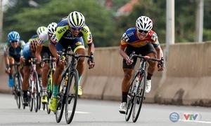 ẢNH: Những khoảnh khắc ấn tượng chặng 14 Giải xe đạp quốc tế VTV Cup Tôn Hoa Sen 2018