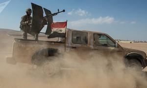 Syria bất ngờ tấn công khủng bố gần căn cứ quân sự Mỹ