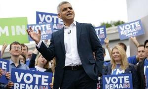Thị trưởng London, Anh kêu gọi trưng cầu dân ý lần 2 về Brexit