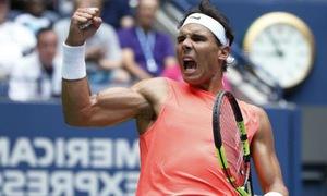 Nadal và Thiem hẹn nhau tại tứ kết Mỹ mở rộng 2018