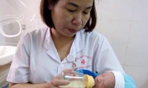 Lạng Sơn: Hiệu quả từ ngân hàng sữa mẹ