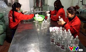 Tăng cường quản lý cồn sát trùng và các sản phẩm chứa cồn