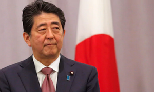 Thủ tướng Nhật Bản công du châu Âu