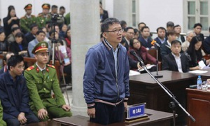 Trịnh Xuân Thanh phủ nhận hành vi tham ô tài sản