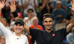 Hopman Cup 2019: Federer đưa ĐT Thụy Sĩ giành ngôi vô địch