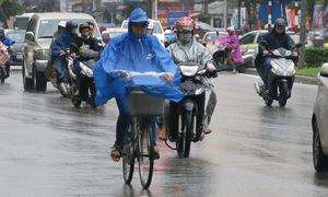 Ngày 12/12, khu vực từ Quảng Bình đến Quảng Ngãi trời nhiều mây, có mưa