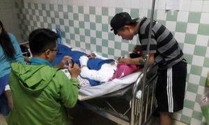 Quảng Ngãi: Điều tra vụ nam thanh niên bị tạt axit, cắt gân chân khi chở bạn gái chơi Tết