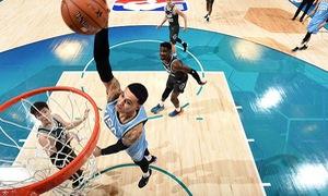 Kyle Kuzma tỏa sáng trong trận NBA Rising Stars