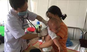 Số người mắc bệnh sởi tại Đắk Lắk ở mức báo động