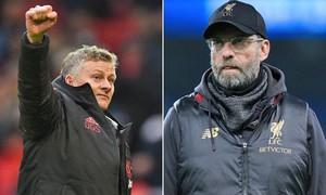 HLV Klopp khen hết lời Solskjaer trước đại chiến Man Utd – Liverpool