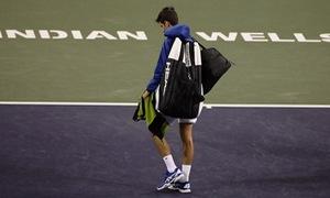 Trận đấu của Djokovic bị tạm hoãn, Nadal quên lịch thi đấu
