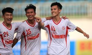 U19 Hoàng Anh Gia Lai 2-0 U19 Sông Lam Nghệ An: Duy Tâm lập cú đúp, U19 HAGL gặp U19 Hà Nội trong trận chung kết!