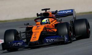 Đội đua McLaren xem xét chia tay với công thức 1