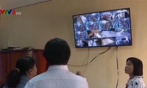 Ngăn ngừa bạo lực học đường bằng camera