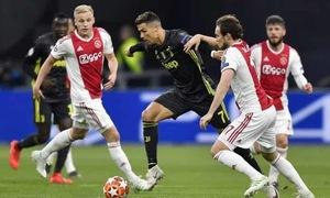 Vì Ajax, cả giải VĐQG Hà Lan dời lịch thi đấu