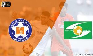 TRỰC TIẾP BÓNG ĐÁ SHB Đà Nẵng 0-0 Sông Lam Nghệ An: Hiệp một