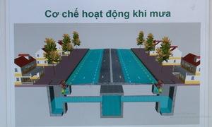 Hệ thống hố ga thu nước ngăn mùi tại TP.HCM