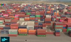 Hàng nghìn container phế liệu tồn đọng tại các cảng biển