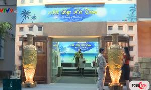 Cặp bình bằng giấy xác nhận kỷ lục tại Festival biển Nha Trang 2019