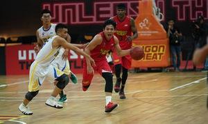 VBA Pre-season 2019 Game 2: Saigon Heat giành thắng lợi derby