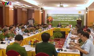 Hội nghị Văn phòng liên lạc chống tội phạm qua biên giới Việt Nam