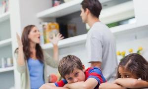 Nguy cơ thừa cân béo phì ở những trẻ có cha mẹ ly hôn