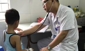 Kịp thời cứu sống bé 5 tuổi bị đuối nước