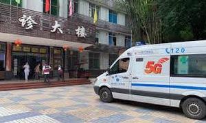 Động đất ở Trung Quốc: Xe cứu thương kết nối mạng 5G hiệu quả trong công tác cứu trợ