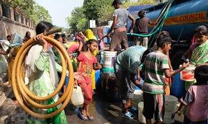 Số người thiệt mạng vì nắng nóng tại Ấn Độ tăng gần gấp đôi