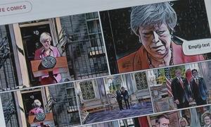 Ba Lan: Công nghệ biến video thành truyện tranh