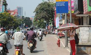 Nắng tiếp diễn tại khu vực Nghệ An đến Bình Thuận