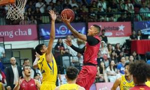 VBA 2019: Saigon Heat vươn lên ngôi đầu bảng xếp hạng