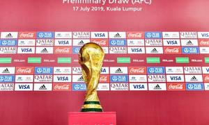 Đã rõ cơ hội dự vòng loại cuối cùng World Cup 2022 khu vực châu Á của ĐT Việt Nam!