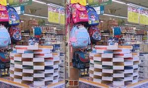 Cơ hội mua đồ dùng năm học mới với giá ưu đãi