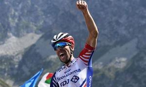 Thibaut Pinot về nhất chặng 14 Tour de France