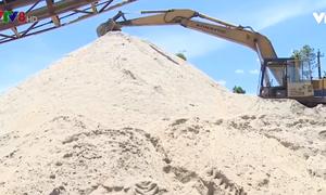 Thừa Thiên Huế phá chuyên án hợp thức hóa cát lậu với khối lượng lớn
