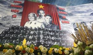 Đại lễ cầu siêu tưởng niệm anh hùng liệt sĩ