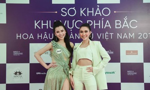 Kết quả vòng sơ khảo cuộc thi Hoa hậu Hoàn vũ Việt Nam 2019 phía Bắc