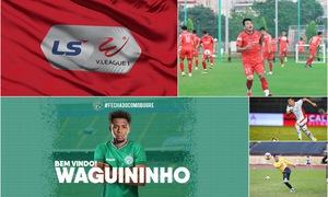 Chuyển nhượng V.League 2021 ngày 02/12: CLB Sài Gòn chiêu mộ tuyển thủ U22 Việt Nam, CLB TP Hồ Chí Minh đón ngoại binh Brazil